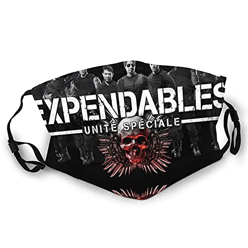 The Expendables - Bandana para la cabeza con forma de corazón, diseño romántico de San Valentín