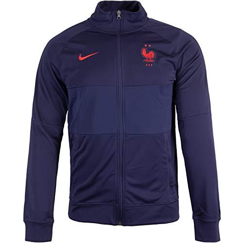 Nike France Frankreich Trackjacket Jacke (L, Navy)