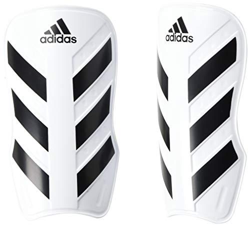 adidas Everlesto Shin Guards White/Black Medium