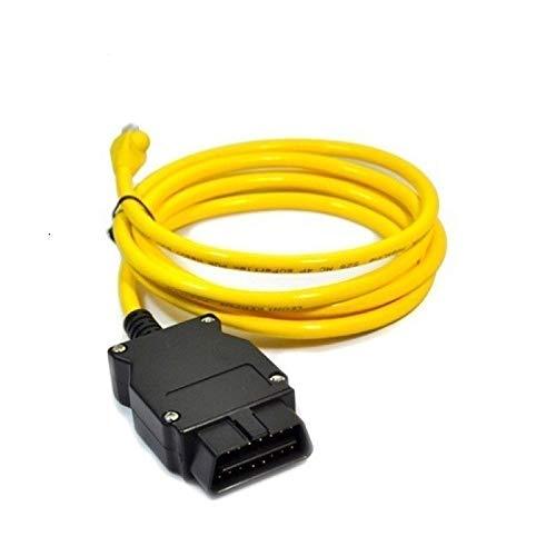 Goldplay– Enet-RJ-45-Kabel, Anschlusswerkzeuge, Ethernet zu OBD, Schnittstellenkabel, Codierung für F-Serie, für BMW