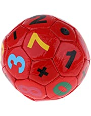 Baoblaze Mini Balón de Fútbol para Niños 3-6 años Unisex, Compacto y Ligero