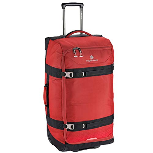 Eagle Creek ExpanseTM Wheeled Duffel 100L / 30' Suitcase 76 cm, 100 litres, Volcano Red
