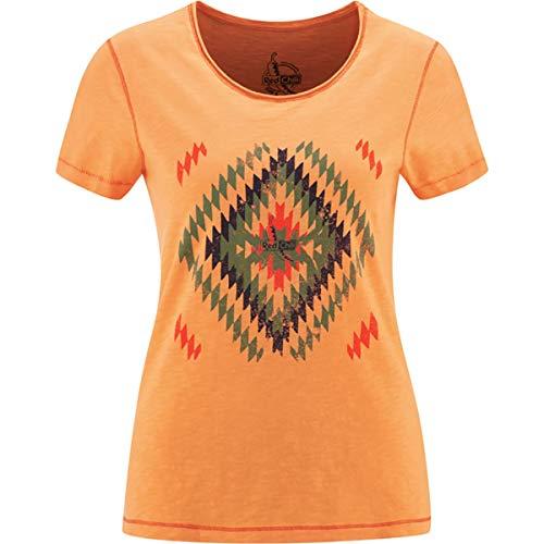 Red Chili Damen Satori T-Shirt, Peach, S