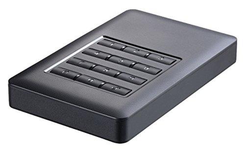 TooQ TQE-25DES01B - Carcasa para Discos Duros HDD de 2,5' de...