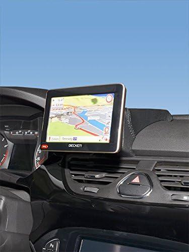 Kuda 5710 Halterung Echtleder Schwarz Für Opel Corsa E Elektronik
