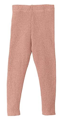 Disana Strick-Leggings Rosé Gr. 50/56