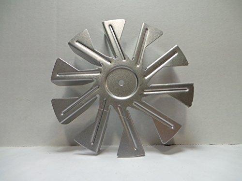 Lg MDG62162801 Range Convection Fan Blade Genuine Original Equipment Manufacturer (OEM) Part