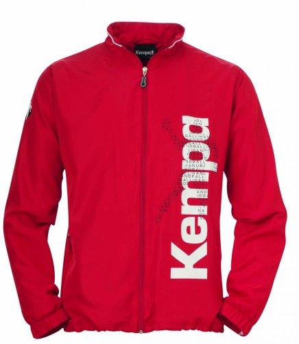 Kempa Webjacke Player rot, Größe:XXS;Farbe:rot