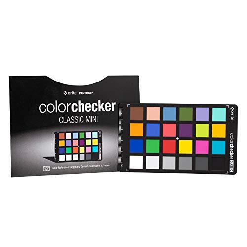 【国内正規代理店品】X-rite エックスライト ColorChecker Classic Mini MSCCMN-RET