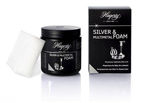 Hagerty Silver & Multimetal Foam Mousse nettoyante pour l