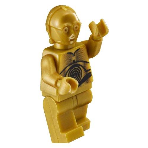 LEGO Star Wars Droid Escape 137pieza(s) - Juegos de construcción (Multi)