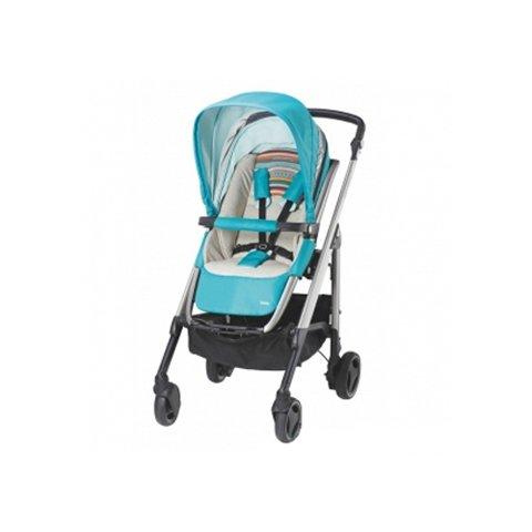 Utilisable dès la naissance, facile à plier et ranger Nouvelle Loola 2 Bébé Confort Folkloric blue