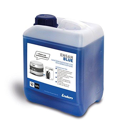 Enders® Sanitärflüssigkeit ENSAN BLUE (Abwassertank) 2,5 l , 5017