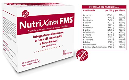 Nutrixam FMS 30 buste da 6,5 grammi