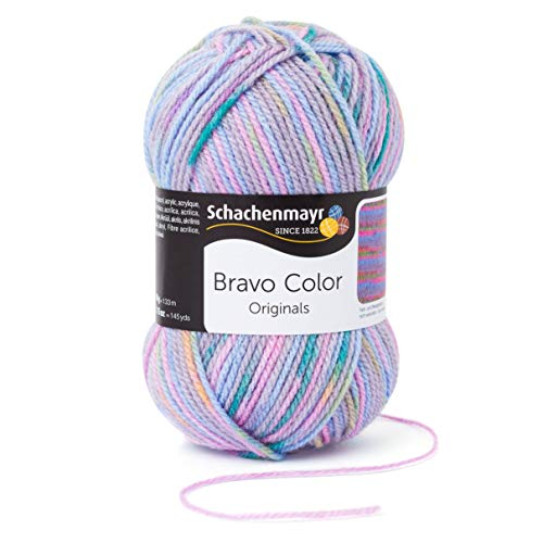 Schachenmayr Handstrickgarne Bravo Color, 50G Pastell