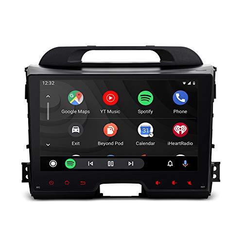 AUTORADIO XTRONS Android 10 per Kia sportage 2010-2016 DSP