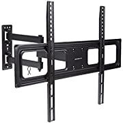 "Proper Swing Arm Tilting TV Bracket for 37"" 40"" 48"" 55"" 60"" 65"" 70"" Curved and Flat LCD LED Plasma Televisions"