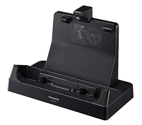 PANASONIC FZ-VEBG11AU Desktop Portreplikator mit output VGA and HDMI für Toughpad FZ-G1 schwarz