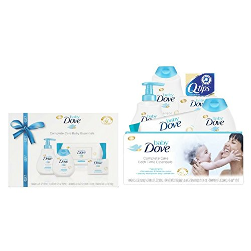 Product Image of the Baby Dove Gift Set