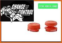 NG オリジナル XBOX ONE コントローラー用 RG 可動域アップ アシストキャップ 二個入り 簡易パッケージ アシストキャップ Grips for Xbox one FOX KILLER オレンジ [並行輸入品]