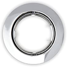 Aro de acero para asiento de motocicleta con indicador LED 230//210//175 mm Tenlacum