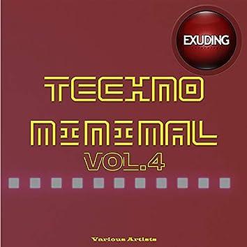 Techno Minimal, Vol. 4