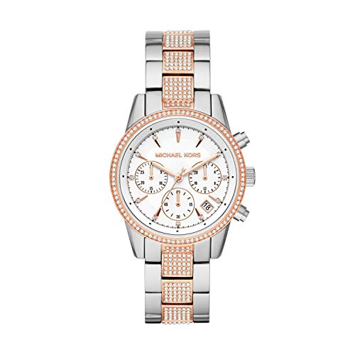 Michael Kors Women's Ritz Chronograph Watch