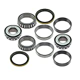 Front Wheel Bearing Seal Assembly fit for 1980-1999 Ford F250 RWD 1980-1997 F350 1999-2007 F250 Super Duty F350 Super Duty 2000-2005 Excursion