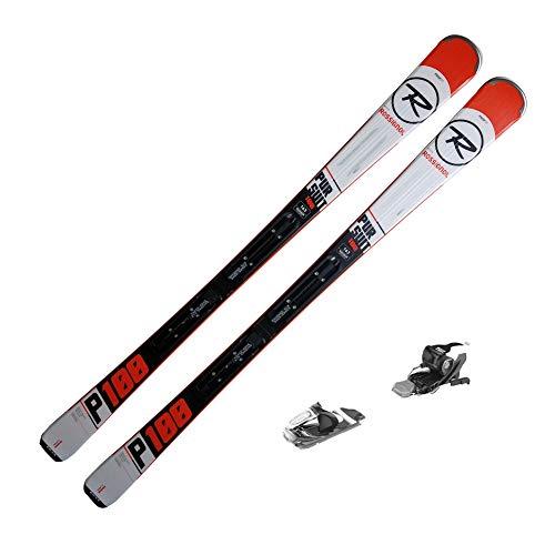 2019 Rossignol Pursuit 100 Skis w/Xpress 10 Bindings (163)