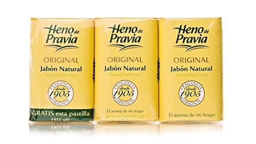 Heno de Pravia - Jabón natural original