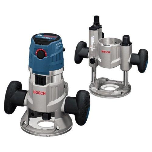 Bosch GMF1600CE2 - Rebajadora eléctrica (tamaño: 1/2pulgadas)