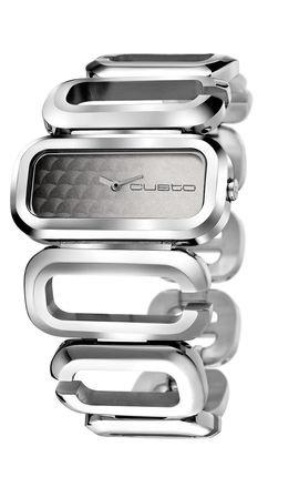 Custo Reloj analogico para Mujer de Cuarzo con Correa en Acero Inoxidable CU010202