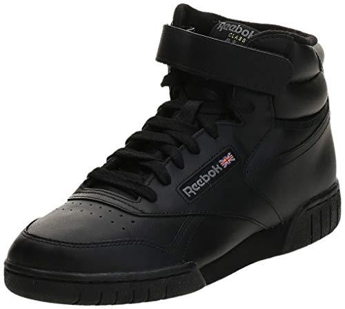Reebok Herren Ex-O-Fit Hi Hohe Sneakers, Schwarz (Int-Black), 45 EU