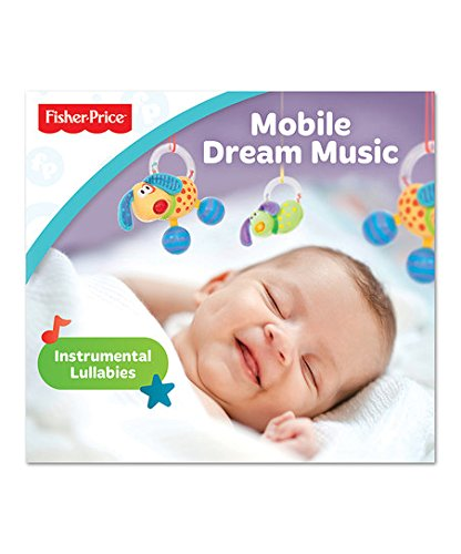 Fisher-Price Lullaby Baby - Mobile Dream Instrumental Lullabies Music CD