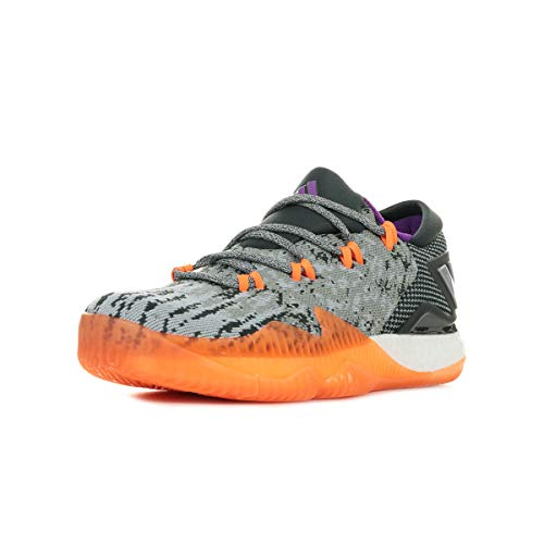 adidas Performance Crazylight Boost Low 2016 BB8384, Basketballschuhe - 48 2/3 EU
