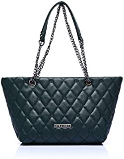 Caprese Spring/Summer 20 Women's Sling Bag (Dark Green)