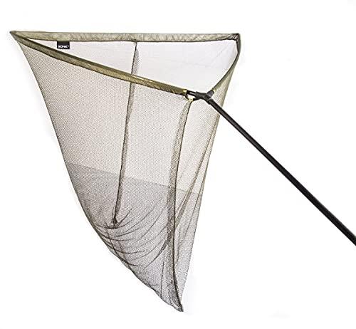 Sonik NEW S1 Landing net - 42 Inch - One Piece 180cm Handle.