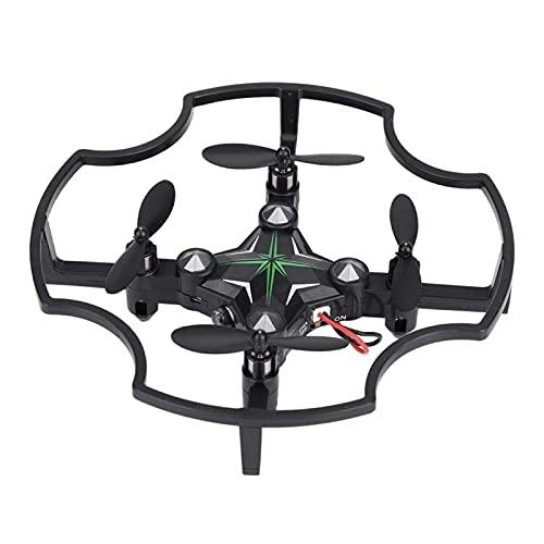 Accessori di qualità Mini drone F17 2.4G, fotocamera da 0, 3 MP 720x576 telecomando per aeromobili, BAROMETRO INTEGRATO, elicottero quadricottero, per fotografi, per ragazzi e ragazze, principianti(V