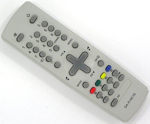 Ersatz Fernbedienung für Daewoo R-49C10 R-46G22 Fernseher TV Remote Control/Neu