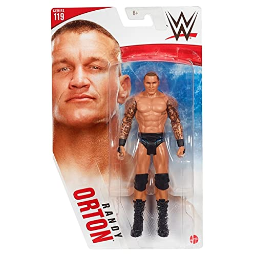 WWE - Series 119- Randy Orton - Action Figure, bring home the action of the WWE - Approx 6'
