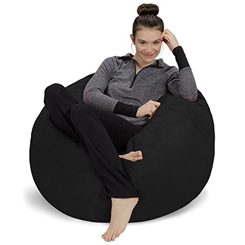 Sofa Sack - Plush, Ultra Soft Bean Bag Chair - Memory Foam Bean Bag Chair with...