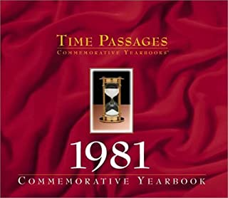 Time Passages 1981 Yearbook