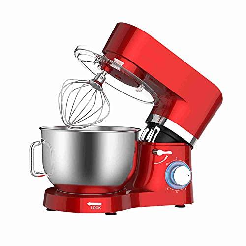Küchenmaschine 1500W 6,2L Teigmaschine...