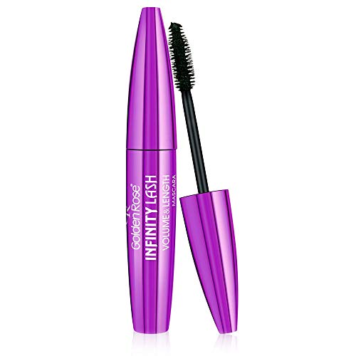 Golden Rose – Mascara schwarz Infinty Lash