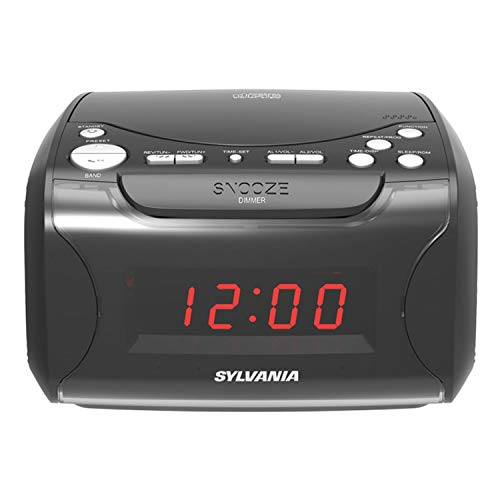 Clock Radio CD Player