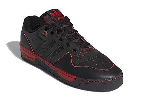 adidas Herren Rivalry Low - Star Wars Sneaker Schwarz, 47 1/3