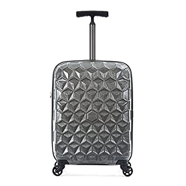 Antler Atom Four Wheel Carry On (Charcoal)