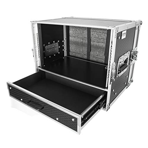 "MUSIC STORE 19"" DD Pro Case 6HE Combo"