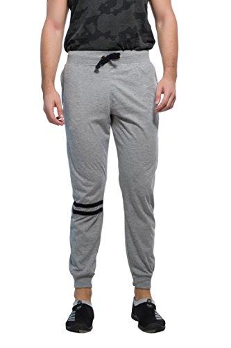 Alan Jones Clothing Men's Cotton Slim Fit Joggers