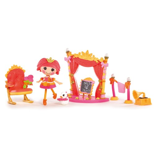 Mini Lalaloopsy Playset - Tippy's Ballet Recital
